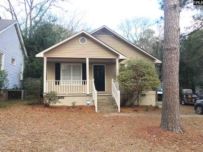 Richland County Rental For Rent: 708 S Woodrow