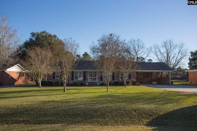 Orangeburg Single Family Home For Sale: 2688 Old Cameron