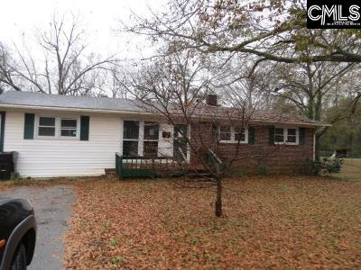 Newberry Single Family Home For Sale: 1323 Clarkson