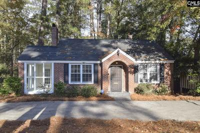 Single Family Home For Sale: 3019 Forest