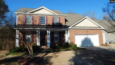 Irmo Single Family Home For Sale: 9 Hartfield