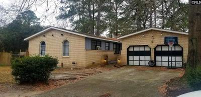 West Columbia Single Family Home For Sale: 410 Ravenscroft