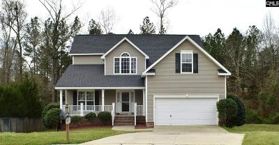 Irmo Single Family Home For Sale: 17 Cashel