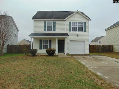 Columbia Single Family Home For Sale: 1122 Waverly Place