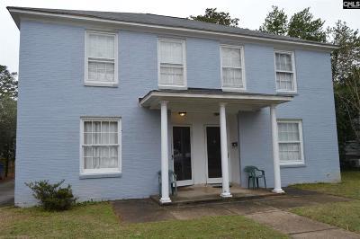 Columbia Multi Family Home For Sale: 210 S Saluda