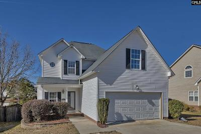 Blythewood Single Family Home For Sale: 121 Summer Pines