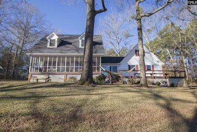 Lexington County, Newberry County, Richland County, Saluda County Single Family Home For Sale: 134 Dutch