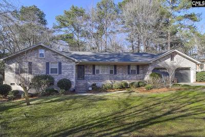 Lexington County Single Family Home For Sale: 106 Bridgeton