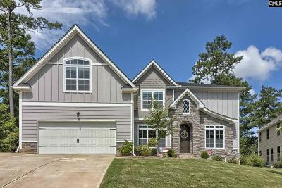 Blythewood Single Family Home For Sale: 361 Woodlander
