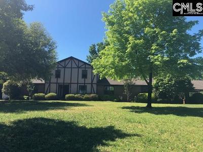 Newberry Single Family Home For Sale: 151 Morningside