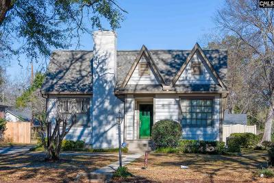 Shandon Single Family Home For Sale: 2535 Burney