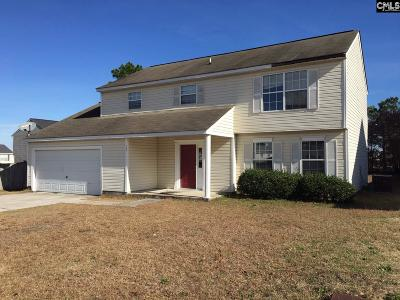 Richland County Rental For Rent: 103 Hidden Pines