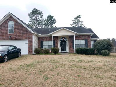 Columbia Single Family Home For Sale: 2 Rushwood