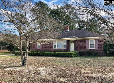 Kershaw County Single Family Home For Sale: 1504 Malvern Hill