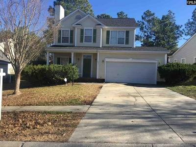 Columbia Single Family Home For Sale: 603 Ridge Trail
