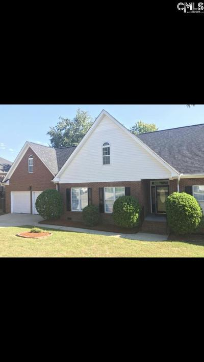 Columbia Single Family Home For Sale: 208 Woodlands Ridge