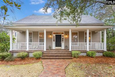 Camden Single Family Home For Sale: 1911 Carriage House