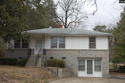 West Columbia Single Family Home For Sale: 1028 Decatur
