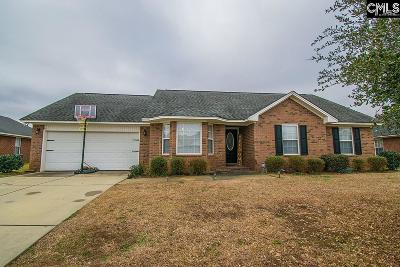 Sumter Single Family Home For Sale: 650 Aidan