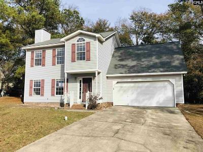 Lexington County Single Family Home For Sale: 109 Brook Hollow