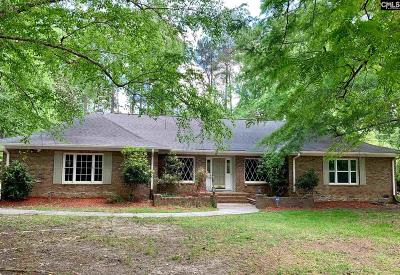 Lexington County, Richland County Single Family Home For Sale: 21 Olde Springs