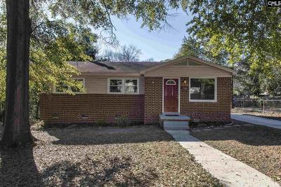 Columbia Single Family Home For Sale: 711 S Woodrow