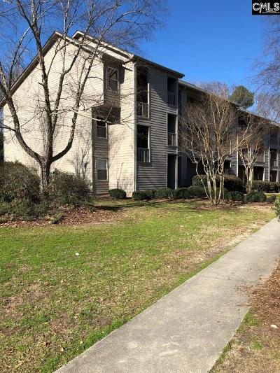 Lexington County, Richland County Condo For Sale: 621 Edgewater #621