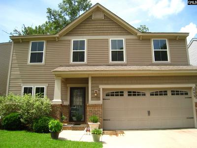 Irmo Single Family Home For Sale: 225 Garden Brooke
