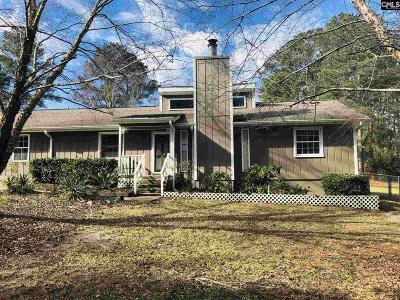Kershaw County Single Family Home For Sale: 317 Longleaf