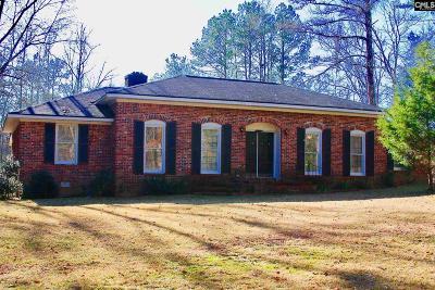 Kershaw County Single Family Home For Sale: 1271 John G. Richards