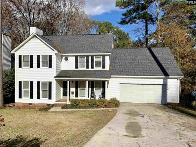 Columbia Single Family Home For Sale: 433 Winding