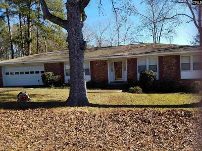 Lexington County Single Family Home For Sale: 132 Spartan