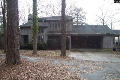 Lexington County, Newberry County, Richland County, Saluda County Single Family Home For Sale: 1377 Circle H. Woods