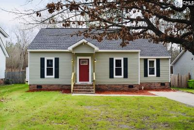 Richland County Single Family Home For Sale: 801 Quail Hills