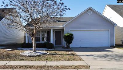 Columbia Single Family Home For Sale: 406 Dahoon