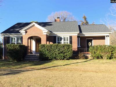 Winnsboro SC Single Family Home For Sale: $155,000