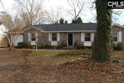 Irmo SC Single Family Home For Sale: $119,900