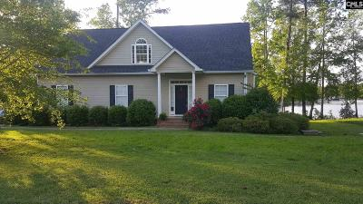 Lexington County, Newberry County, Richland County, Saluda County Single Family Home For Sale: 379 Wells Point