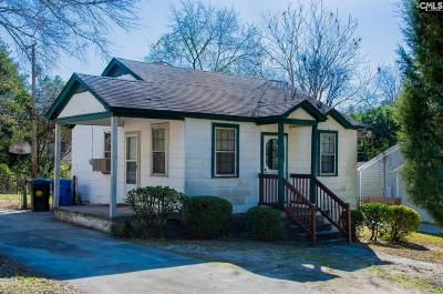 Single Family Home For Sale: 2358 Byrnes