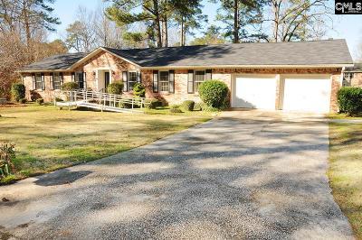 Columbia Single Family Home For Sale: 555 Sulgrave