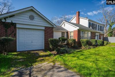 Fairfield County Single Family Home For Sale: 105 N Vanderhorst