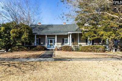 Camden Single Family Home For Sale: 410 Laurens