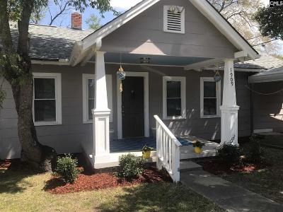 Cayce Single Family Home For Sale: 1909 3rd Ave
