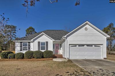 Lexington County Single Family Home For Sale: 111 Sandy Creek