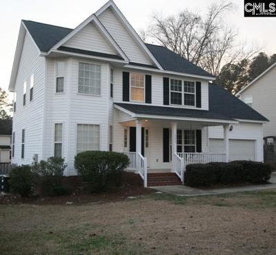 Irmo Single Family Home For Sale: 300 Holly Creek Dr
