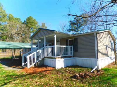 Batesburg, Leesville Single Family Home For Sale: 154 McNeary Ferry