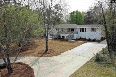 Forest Acres Single Family Home For Sale: 4616 Sylvan
