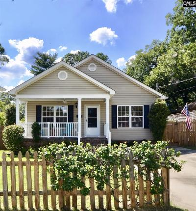 Rosewood Single Family Home For Sale: 215 S Walker