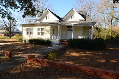 Kershaw County Single Family Home For Sale: 1215 Fair
