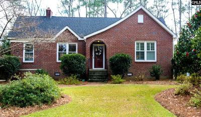 Columbia Single Family Home For Sale: 3022 Girardeau